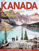KANADA Magazin Ausgabe 1/2016         5 <br> SONDERHEFT <br>KANADA MAGAZIN